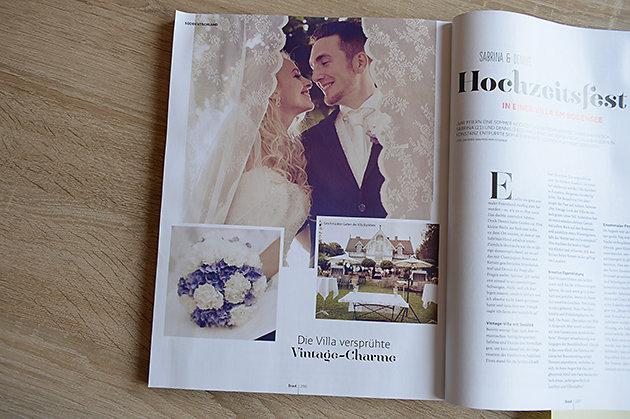 Braut Magazin