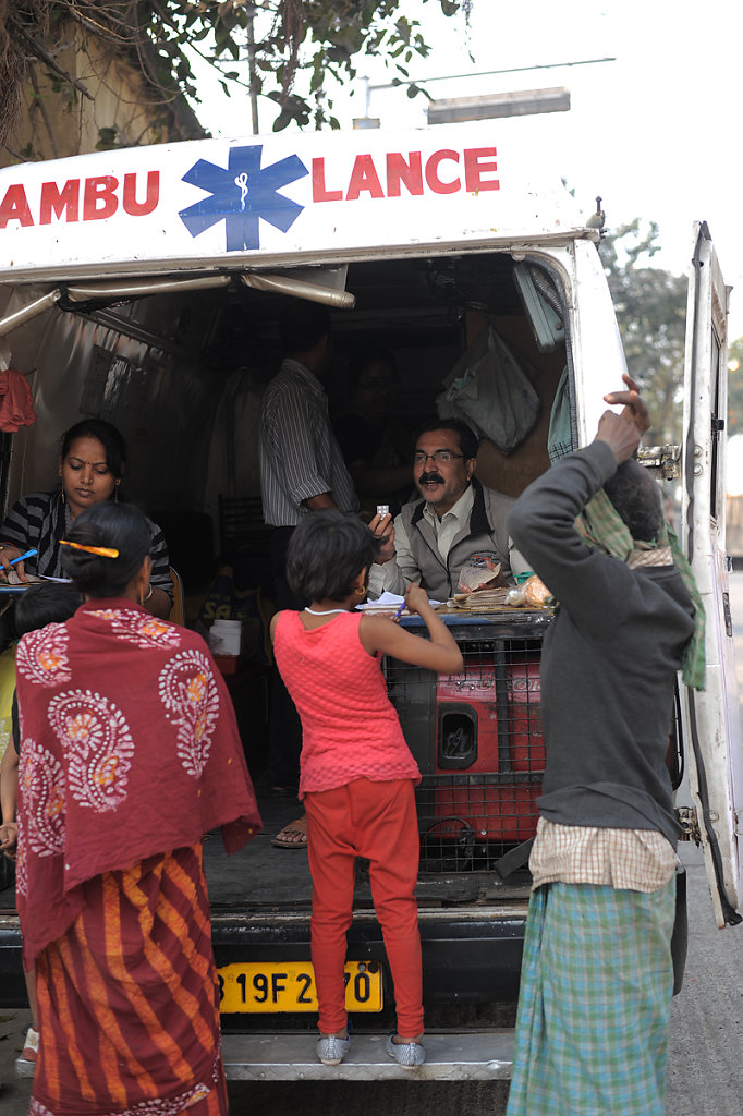 Calcutta Rescue.